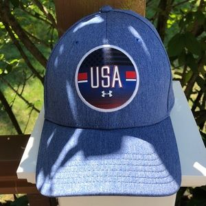 USA 🇺🇸 Under Armour baseball cap.Practically new